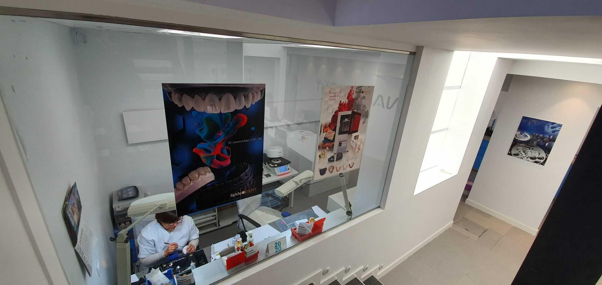ceramica laboratorio dental
